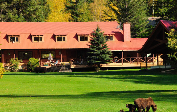 Tweedsmiur Park Lodge