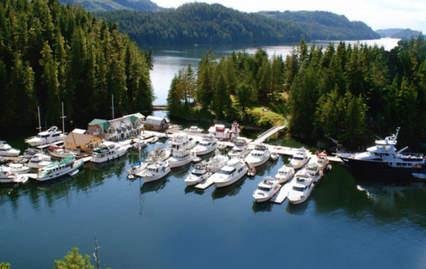 Pierre's Bay Lodge & Marina
